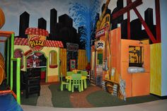 Covenant Church - Indoor Playground ~ Worlds of Wow Blog
