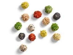 Mini Cheese Balls Recipe   Food Network Kitchen   Food Network