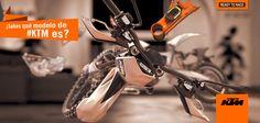 ¿Sabes qué modelo de #KTM es?