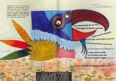 Los mejores ilustradores de 2015: seleccionados para la Bienal de Ilustración de Bratislava | RZ100 Cuentos de boca