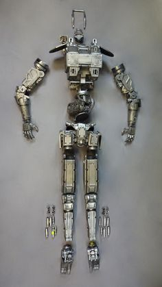 CHAPPIE SCREEN USED WETA TETRAVAAL ASSEMBLY LINE SCOUT SET