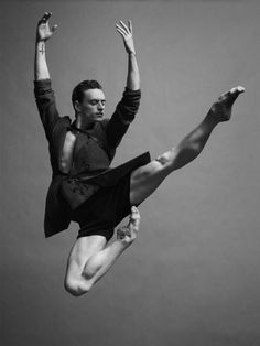 What do women think of men doing ballet?