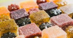 Recette de Pâtes de fruits détox sans sucre. Facile et rapide à réaliser, goûteuse et diététique. Ingrédients, préparation et recettes associées.