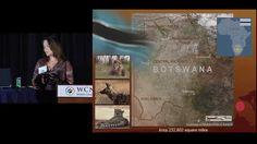 Rebecca Klein, Cheetah Conservation Botswana - WCN 2012 by Wildlife Conservation Network
