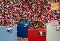 Quirky B - Liberty Collection at Decorex International 2016