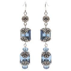 Tutorial - How to: Enchanted Waltz Earrings | Beadaholique
