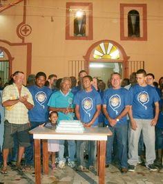 Terço dos Homens - um ano de evangelização em Itapiúna. | itapiuna.com