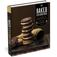 BAKED EXPLORATIONS: CLASSIC AMERICAN DESSERTS REINVENTED. Our latest cookbook continues the tradition of bringing classic American baked goods from our bakery to your home.  We included several new recipes from Baked Brooklyn