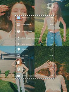 Photo Editing Vsco, Instagram Photo Editing, Photography Filters, Photography Editing, Best Vsco Filters, Foto Pose, Photo Tips, Photo Ideas, Editing Pictures