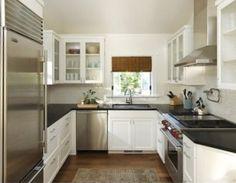 narrow u-shaped kitchen designs   Back to Post :Narrow U Shaped Kitchen Designs