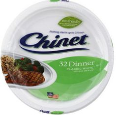 $1 off Chinet Classic White Plates Coupon on http://hunt4freebies.com/coupons
