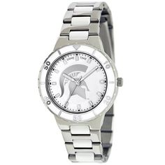 Women's Wrist Watches - Game Time Womens COLPEAMSU Pearl Watch  Michigan State *** You can find out more details at the link of the image. (This is an Amazon affiliate link)
