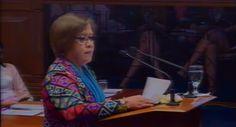 September 2016 Senator Leila De Lima Privilege Speech Answered By Gordon Philippine News, Lima, September, Limes