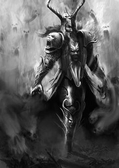Vlad the Impaler by Caam