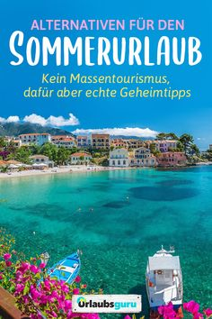 Echte Alternativen für den Sommerurlaub Are you looking for an alternative for your summer vacation? Then pay attention, because I have found real secrets in Europe that promise a relaxing summer holiday away from the mass tourism. Europe Destinations, Places In Europe, Europe Travel Tips, Places To Travel, Camping Outfits, Vacation Outfits, Vacation Trips, Camping Holiday, Winter Camping