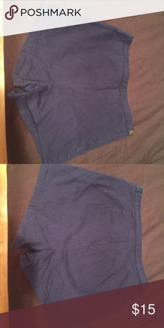 High waist shorts Barely used Forever 21 Shorts Jean Shorts
