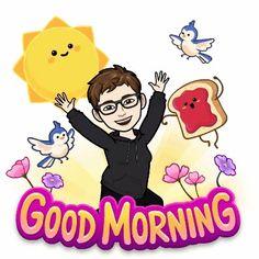 Good Morning, Disney Characters, Fictional Characters, Minnie Mouse, Disney Princess, Buen Dia, Bonjour, Bom Dia, Disney Princes