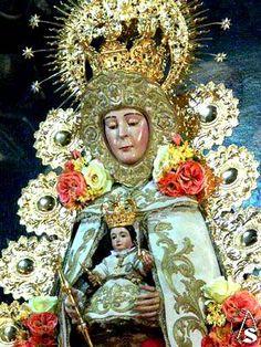 Virgen del Rocio   Huelva  Spain
