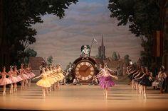 The Bolshoi Ballet in A scene from 'Coppelia' Nikolai Mayorov as Chronos. Photo by Elena Fetisova Bolshoi Theatre, Bolshoi Ballet, Pacific Northwest Ballet, Paris Opera Ballet, Royal Ballet, Magic Book, The Masterpiece, Cinema, Scene