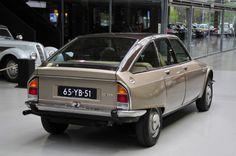 Oldtimer verkopen en kopen – youngtimersCitroën GS Birotor Prototype nr. 9 - thecoolcars.nl