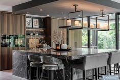 Landelijke villa Vught - Culimaat - High End Kitchens High End Kitchens, Inspiration Boards, Dining, Furniture, Home Decor, Kitchen Designs, Villas, Amsterdam, Tables