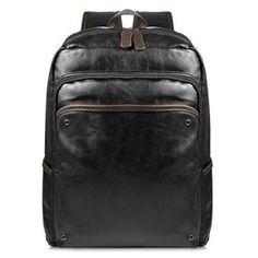 Las 7 mejores imágenes de mochilas de cuero para hombre y