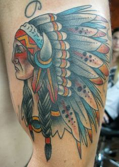 American Traditional tattoos are the sickest.