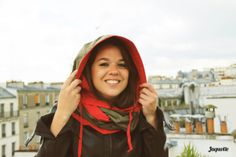 #Jaquotte #collection #vetement #hegoa #toits #Paris #madeinfrance #pluie #caspuche www.jaquotte.com