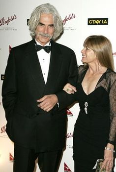 Sam Elliott and Katharine Ross Famous Movies, Famous Faces, Katherine Ross, Sam Elliott, Kevin Costner, Famous Couples, Old Hollywood, Hollywood Couples, Star Wars