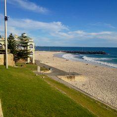 Cottosloe beach!