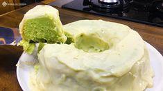 BOLO DE LIMÃO FÁCIL E RÁPIDO Ratatouille, Mashed Potatoes, Cupcake Cakes, Deserts, Food And Drink, Ice Cream, Ethnic Recipes, Plano Detox, Youtube