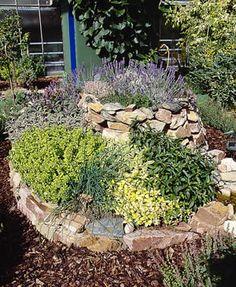 Die 101 Besten Bilder Von Krautergarten Herb Garden Gardening Und