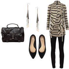 Stripes, created by bulletecho.polyvore.com