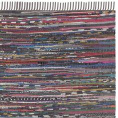 Safavieh Hand-woven Rag Rug Rust Cotton Rug (5' x 8') - Free Shipping Today - Overstock.com - 16240908