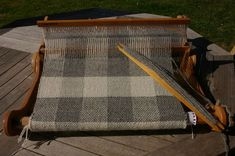 Great site for rigid heddle weaving.