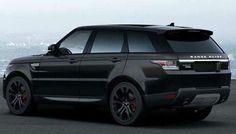 2017 Range Rover HSE Black