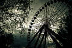 Riesenrad by Ina Gat on 500px