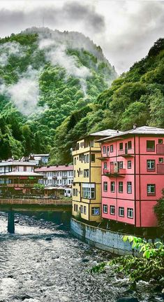 Rize TURKEY - - Travel tips - Travel tour - travel ideas Places To Travel, Places To Go, Turkey Photos, Lightroom, Turkey Travel, Travel Tours, Travel Ideas, Beautiful Places To Visit, Holiday Destinations