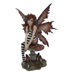 amy brown fairies   Naughty Fairy by Amy Brown by Pacific Gifts PT-9094   Home Decor ...