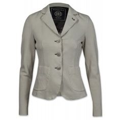 Blonde No. 8 Cannes Pique Damen Blazer kitt