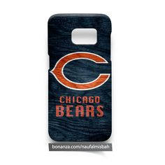 Chicago Bears #1 Samsung Galaxy S4 S5 S6 S7 S8 Note 4 5 8 Edge Plus + Case Cover