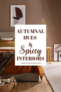 Create warmth and comfort with autumnal hues in interiors this season. Think terracotta, russet, burnt orange, ochre, mustard, and blush pink. These earthy tones are a great way to create a grounded feel in your home and to make it feel extra cosy.  #earthycolours #autumncolours #homeinteriors #autumndecor Furniture Village, Oak Furniture Land, White Oak Wood, Living Room Green, Color Of The Year, Autumnal, Burnt Orange, Colorful Interiors, Spice Things Up