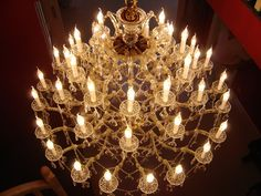 Crystal chandeliers customized for any environment