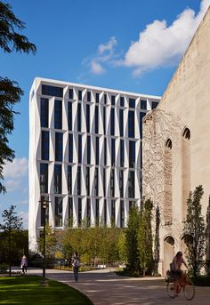 University of Chicago Campus North Residential Commons,© Steve Hall   Hedrich Blessing