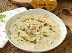 Yeşil Mercimekli Mantı Çorbası Resimli Tarifi - Yemek Tarifleri