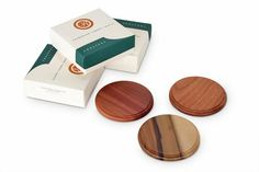 Buy 100% Handmade Tasmanian Timber Coasters Online | Australian Woodwork