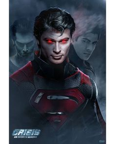 Crisis with infinite Supermen 😁 Batman Vs Superman, Arte Do Superman, Mundo Superman, Superman Artwork, Spiderman, Superman Man Of Steel, Brandon Routh, Batman Returns, Tyler Hoechlin