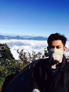 mt.cikuray 1928 mdpl
