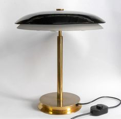 Fontana Arte table lamp by Pietro Chiesa,\'40s. Good condition ...