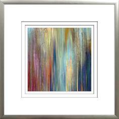 "Found it at Wayfair - ""Sunset Falls II"" by John Bulter Framed Graphic Art"